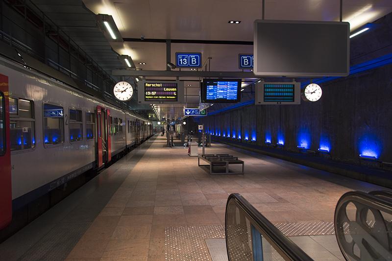 Antwerpen Centraal platform