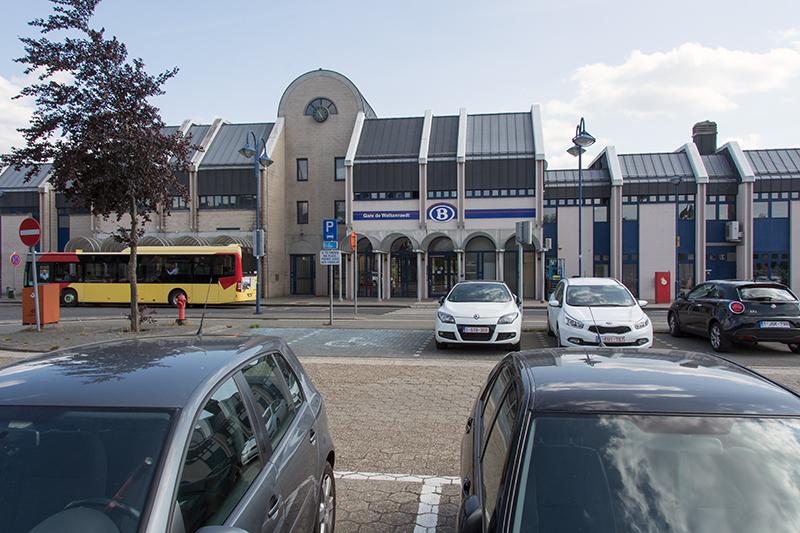 Welkenraedt station