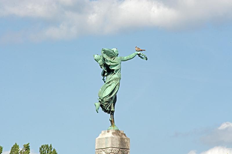 Welkenraedt monument