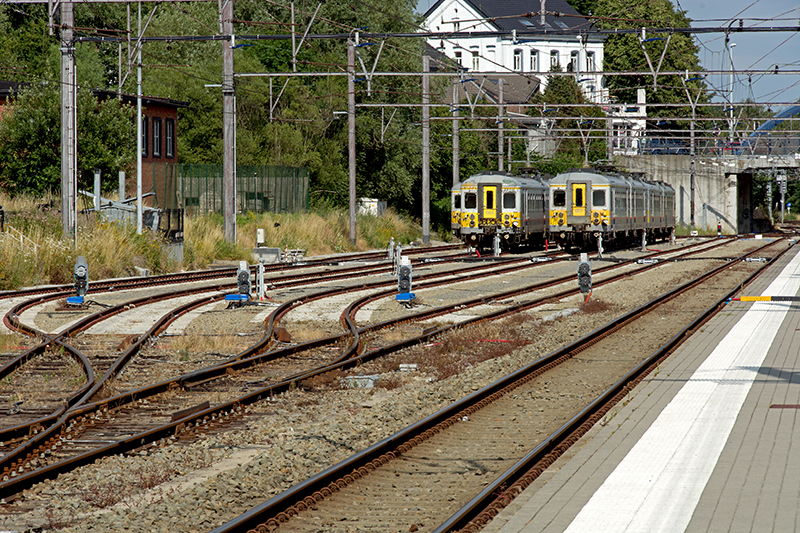 Welkenraedt rail yard