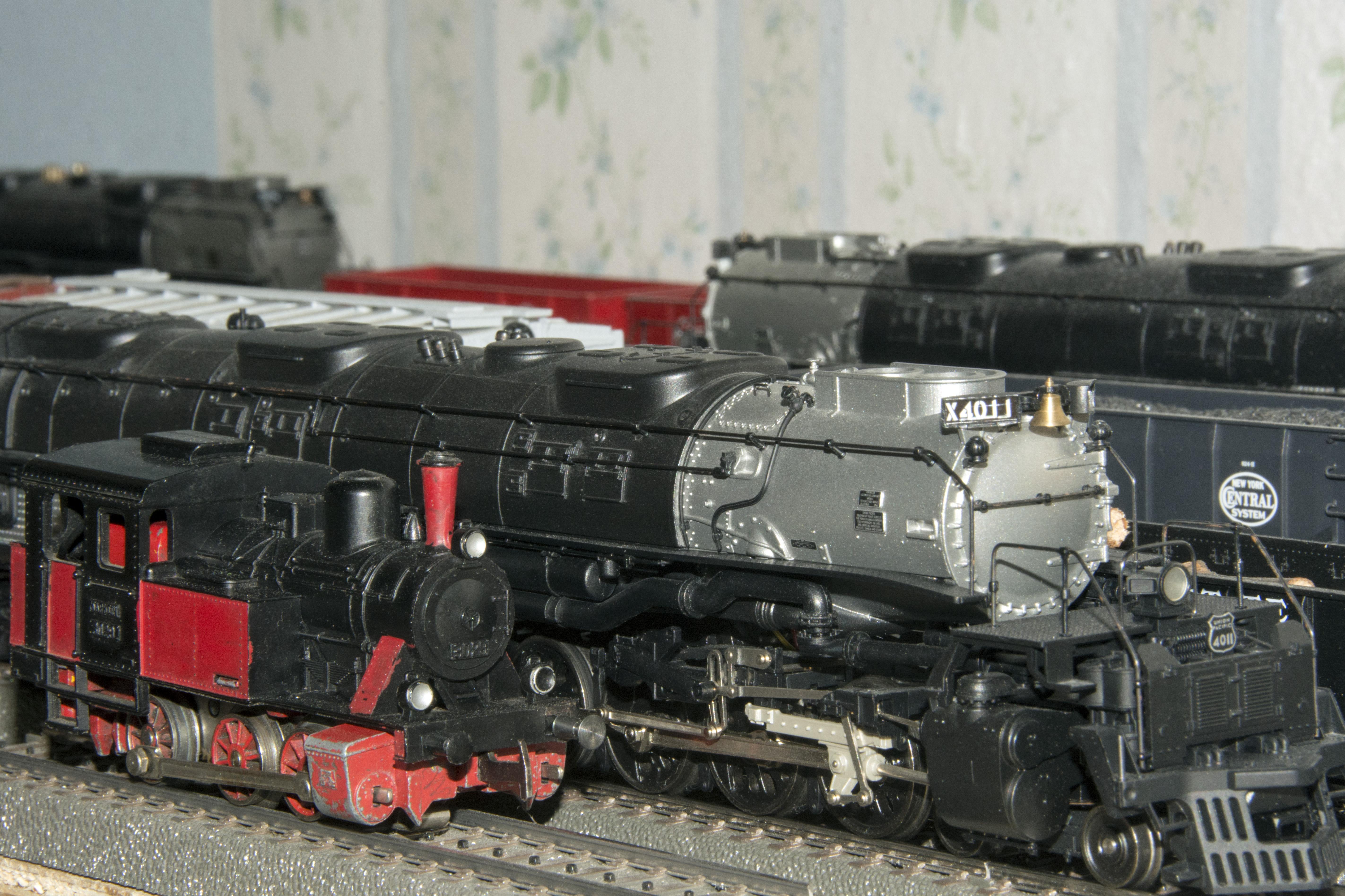 3029 and Big Boy